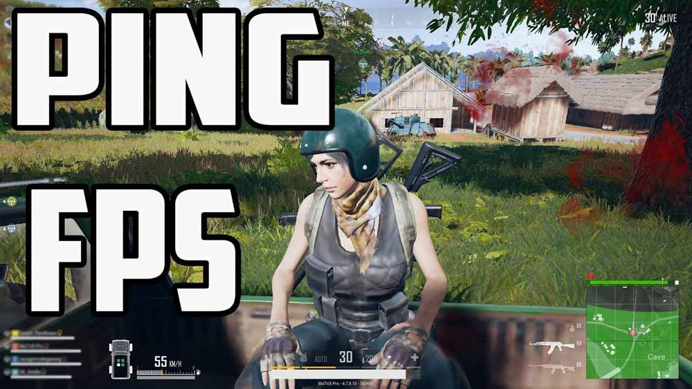 How To Show Ping In PUBG PC